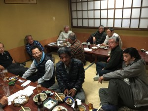 DX Lunch meeting in Hiroshima